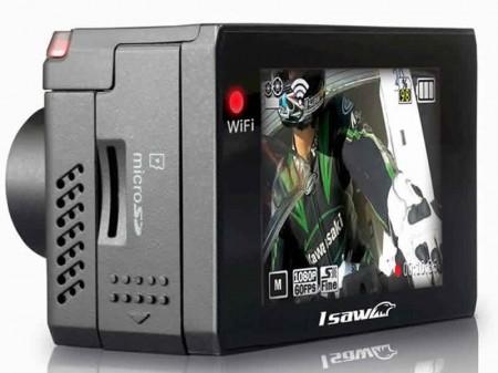 Isaw Extreme 1080p Actionkamera