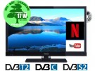 "Finlux 22"" Smart TV 220/12 V thumbnail"