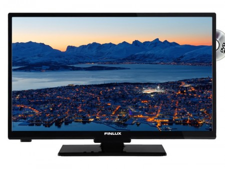"Finlux 24"" Smart TV med DVD-spiller"