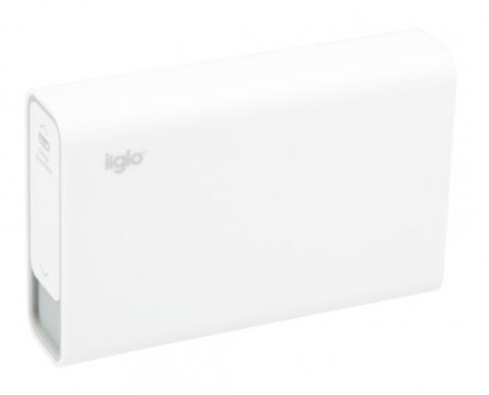 Iiglo travel powerbank 6600mAh