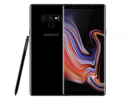 Samsung Galaxy Note9 128GB Sort