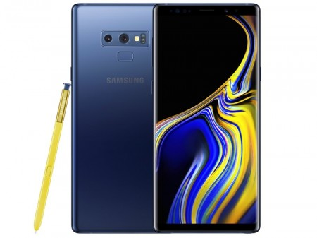 Samsung Galaxy Note9 512GB Blå
